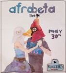 Afrobeta_Concert_Blackbird_Ordinary_Flyer