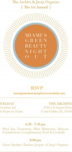Miamis Green Beauty Night Out 6A.REVISED