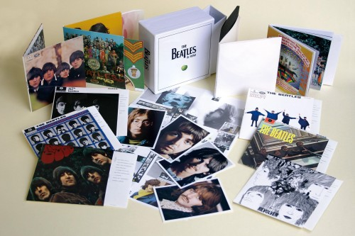The Beatles - The Beatles In Mono - box set product shot 2