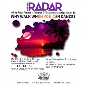 ART DANCE FLYER 1
