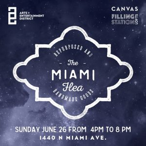 Miami Flea Flyer